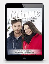 Catalogo CLIQUE promowear abbigliamento promozionale - Brand Marketing